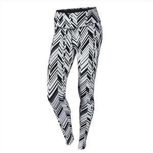 Nike dri fit legendary freeze frame leggings sz M